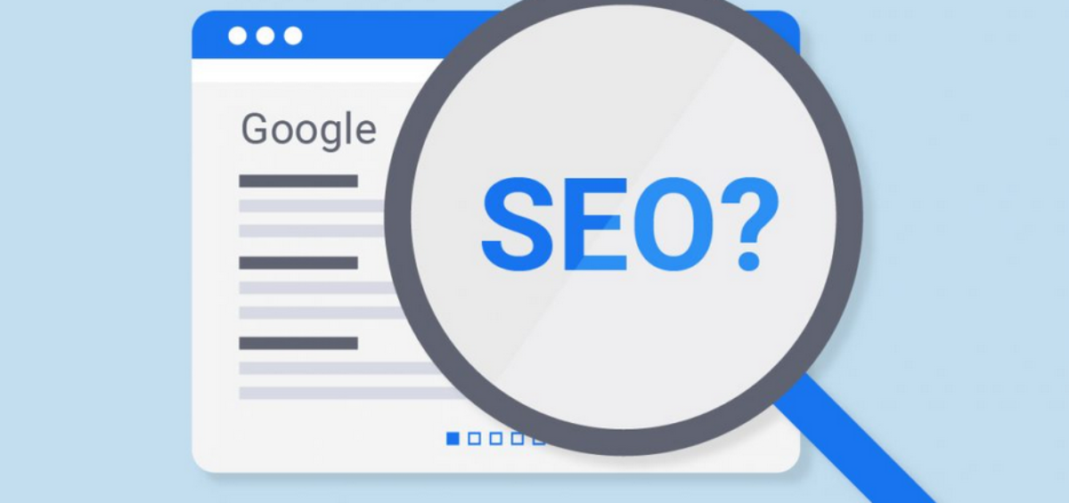 What is the role of SEO in ranking websites on Google